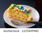 "peruvian food  turron ""do a... | Shutterstock . vector #1225649482"