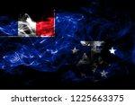 national flag of french... | Shutterstock . vector #1225663375