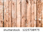 old wooden fence background ... | Shutterstock . vector #1225738975