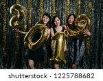 group of asian friends...   Shutterstock . vector #1225788682