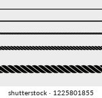 rope vector illustration | Shutterstock .eps vector #1225801855