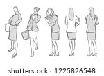 illustration of the... | Shutterstock .eps vector #1225826548