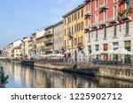 milan  italy   august 15  2015  ... | Shutterstock . vector #1225902712