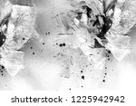 abstract graffiti background.... | Shutterstock . vector #1225942942