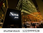 london  november  2018   nova... | Shutterstock . vector #1225999528