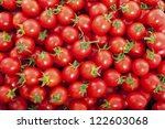 group of fresh tomatoes | Shutterstock . vector #122603068