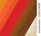 elegant vintage abstract line... | Shutterstock .eps vector #1226114638