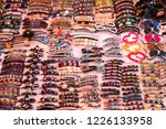 colorful fashionable hair bands ... | Shutterstock . vector #1226133958