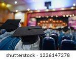 copyspace of students wearing...   Shutterstock . vector #1226147278