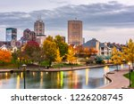 indianapolis  indiana  usa... | Shutterstock . vector #1226208745