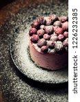 cake with berries | Shutterstock . vector #1226232385