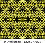 vector abstract background... | Shutterstock .eps vector #1226277028