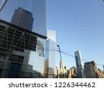 manhattan new york | Shutterstock . vector #1226344462