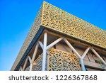guadalajara  mexico 14 april ... | Shutterstock . vector #1226367868