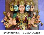 hyderabad india november 8... | Shutterstock . vector #1226400385