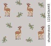 seamless vector illustration...   Shutterstock .eps vector #1226436445