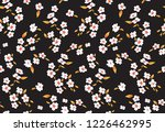 cute floral pattern in the... | Shutterstock .eps vector #1226462995