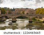 rome  italy   october 26  2018  ... | Shutterstock . vector #1226465665