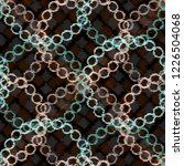 seamless pattern patchwork... | Shutterstock . vector #1226504068