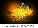 digital illustration dental... | Shutterstock . vector #122659252