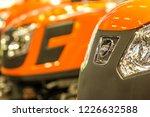 bologna  italy   november 10 ...   Shutterstock . vector #1226632588