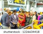 bologna  italy   november 10 ...   Shutterstock . vector #1226634418