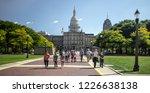 lansing  michigan  usa  ...   Shutterstock . vector #1226638138