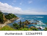 The Oregon Coast And The...