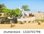 martina franca  apulia  italy   ... | Shutterstock . vector #1226701798