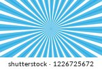 colorful swirling radial... | Shutterstock . vector #1226725672