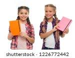 children cute girls hold... | Shutterstock . vector #1226772442