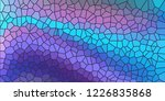 colorful background with... | Shutterstock .eps vector #1226835868