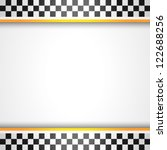 racing background square | Shutterstock .eps vector #122688256