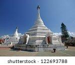 Buddhist Pagoda  Phratat Doi...