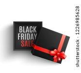 black friday sale vector... | Shutterstock .eps vector #1226985628