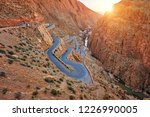 Dades Gorge Is A Gorge Of Dade...