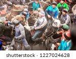 shymkent  kazakhstan  november... | Shutterstock . vector #1227024628