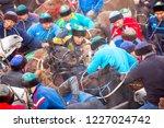 shymkent  kazakhstan  november... | Shutterstock . vector #1227024742