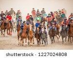 shymkent  kazakhstan  november... | Shutterstock . vector #1227024808