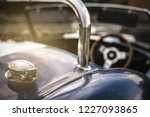 beautiful classic vintage sport ... | Shutterstock . vector #1227093865
