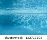 Underwater Swimming Pool Ledge...