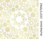vector christmas background ... | Shutterstock .eps vector #1227170962