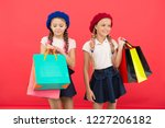 obsessed with shopping and... | Shutterstock . vector #1227206182