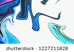 abstract acrylic background.... | Shutterstock . vector #1227211828