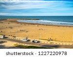 mar del plata  argentina   26... | Shutterstock . vector #1227220978