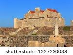 portugal  alentejo  elvas. the... | Shutterstock . vector #1227230038