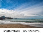 coast of the atlantic ocean.... | Shutterstock . vector #1227234898