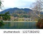 late autumn scenery of oku... | Shutterstock . vector #1227282652