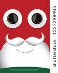 coffee poster advertisement...   Shutterstock .eps vector #1227298405