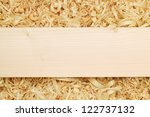 Wooden Board Placed On The...